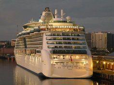 Serenade Of The Seas, Royal Caribbean, Cruises Cruise Travel, Cruise Vacation, Disney Cruise, Bahamas Cruise, Dream Vacations, Royal Caribbean Ships, Royal Caribbean Cruise, Grenada Caribbean, New England Cruises