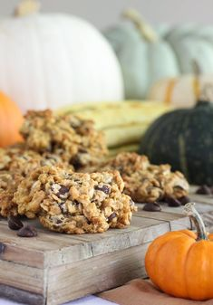 Recipe: Pumpkin Oatmeal Chocolate Chip Cookies | Kitchn