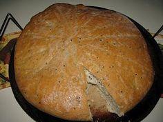 Himbasha (Eritrean homemade bread)