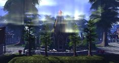 Fantasy Faire 2018 - Pools of Ethuil Spring Tree, Pathways, Pools, Mystic, Fantasy, Explore, Places, Nature, Naturaleza