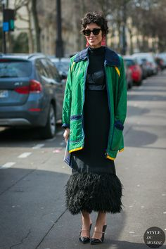 Yasmin Sewell by STYLEDUMONDE Street Style Fashion Photography