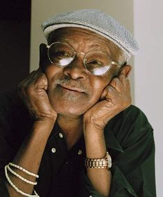 Ibrahim Ferrer from Cuba  RIP to a great voice find music in the afterlife