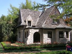 Cleveland Gate House, Missouri Botanical Garden
