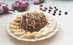 Bowlcake au chocolat et au beurre de cacahuètes