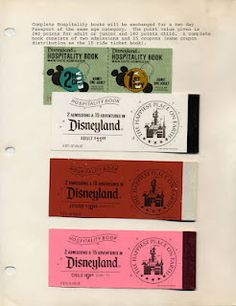 vintage disney...remember the E ticket rides!?