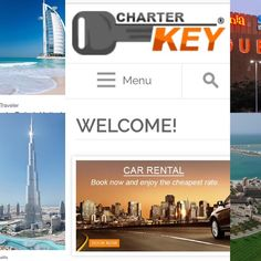 Get the #bestprice to #rent a#car #enjoy#visit #great places in#uae #freely with #charterkey #variety#selections of #cars and #carsuppliers suppliers