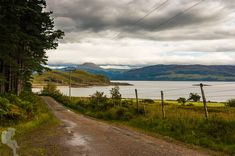Cycling and Sailing in Scotland - Corpach