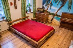 Bambusbett 140x200*Rockabilly*Tiki*Hawaii*Vintage*Paradies*Insel* in in Berlin | eBay