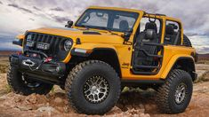 The annual Easter Jeep Safari is a big deal in the off-road world. So big in fact, that many off-road companies use the event to unveil their newest gear—and Jeep … Jeep Wrangler Rubicon, Jeep Wagoneer, Jeep Wranglers, Jeep Wrangler Unlimited, Jeep 4x4, Auto Jeep, Cj Jeep, Jeep Truck, Ford Trucks