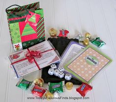 Twenty-Five Small Christmas Gift Ideas and Crafts...good ideas for gifts for neighbors and co-workers