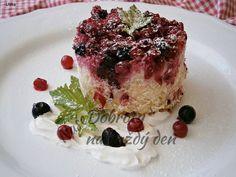 Šlehačková buchta s rybízem Tiramisu, Cake, Ethnic Recipes, Food, Kuchen, Essen, Meals, Tiramisu Cake, Torte
