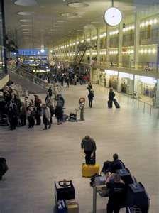 Copenhagen Airport (Københavns Lufthavn), Kastrup, Denmark