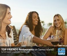 #TOP #FRIENDLY #RESTAURANTS to share a #diner with YOUR #FRIENDS on #Samui #island. More details : http://lc.cx/V9P