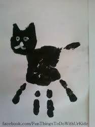 handprint kitty - Google Search