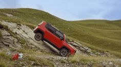 This Is The Off-Roading The 2015 Jeep Renegade Was Built For