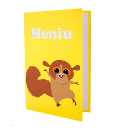 Handmade baby shower menu card made by applying multiple layers of cardboard. Baby Shower Menu, Baby Shower Invitations, Creative Art, Creative Design, Menu Cards, Handmade Baby, Pikachu, Place Cards, Card Making