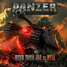 Panzer (Germany) - Send them all to Hell(2014)