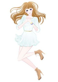 会報誌のイラスト『お嬢様の花園 vol.4』の画像:necoya illustration blog *猫屋的日記*