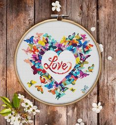 This is modern cross-stitch pattern of Heart for instant download. You will get 7-pages PDF file, which includes: - main picture for your reference; - colorful scheme for cross-stitch; - list of DMC thread colors (instruction and key section); - list of calculated thread length The size of the picture is 7.71 X 7.07 (19.59 cm X 17.96 cm) - 130 X 130 stitches on Aida 14 count It is a digital pattern and will be available to download when the payment will be received. If you have any questi...
