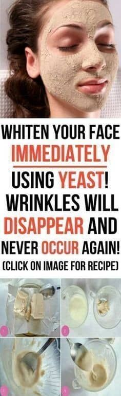 Use Yeast To Whiten Your Skin Immediately. Wrinkles Will Disappear & Never Occur Again! Use Yeast To Whiten Your Skin Immediately. Wrinkles Will Disappear & Never Occur Again! Beauty Care, Diy Beauty, Beauty Skin, Health And Beauty, Belleza Diy, Tips Belleza, Natural Beauty Tips, Natural Skin Care, Natural Facial Cleanser