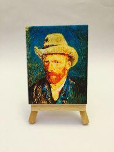 Autoritratto Van Gogh