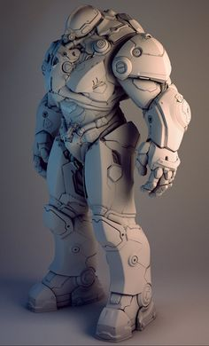 ArtStation - Nvidia Heavy, Mike Jensen