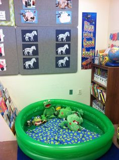 frog themed classrooms - Google Search