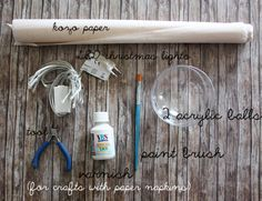DIY: How to build a light ball.   maedchenmitherz.