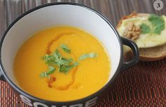 battle food: soupe butternut