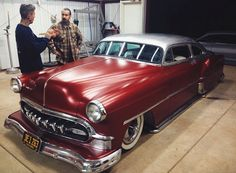 1954 Chevy Bel Air, Art Deco Car, Trike Motorcycle, Lead Sled, Kustom Kulture, Pedal Cars, My Ride, Custom Cars, Cool Cars