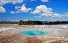 Yellowstone, la natura dà spettacolo nel primo Parco nazionale del mondo