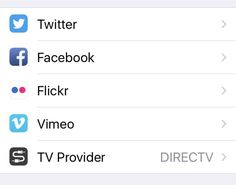Make sure you are viewing and uploading HD video on FaceBook | How-To  Get a new iPhone and like FaceBook? Make sure you upload and consume video in HD!  One of the biggest mistakes I see iOS users make is not taking advantage of the native settings for popular social media platforms on the iPhone and the iPad. This section in settings is very important and also very simple to set up:  Social media settings in iOS  Going straight for the apps  Many Twitter FB Flickr and Vimeo users will…