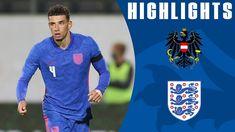 Nketiah & Godfrey Keep Young Lions Top of Table   Austria U21 1-2 Englan... England Football, Wembley Stadium, Fa Cup, Football Team, Lions, Austria, Euro, Highlights, Amp