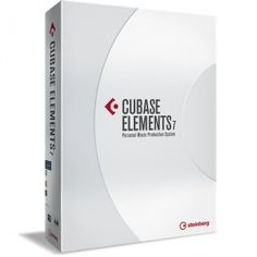 Cubase Elements 7 Has Arrived! The latest version of Steinberg's music production software has been launched. Music Software, Studio Software, Marketing Software, Steinberg Cubase, Small Business Software, Microsoft Visual Studio, Audio Track, Recording Equipment, Recorder Music
