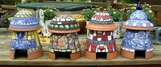 toad houses apr08 by toadranchlady, via Flickr