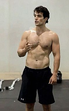 henry cavill workout henry cavill and his superman workout if that