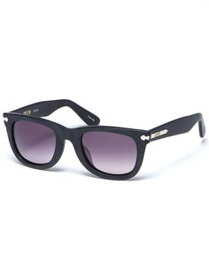 the #Sabre #Detox #Sunglasses in Matte Black/Grey Gradient Lens $99.99