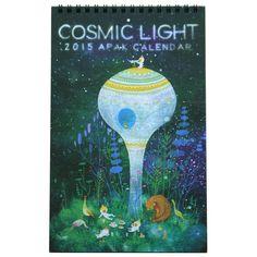 Cosmic Light 2015 Calendar by APAK