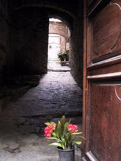 CORTONA  Italie #TuscanyAgriturismoGiratola