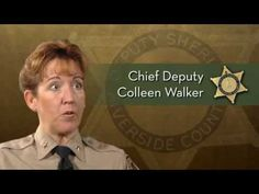 About the Riverside County Sheriff's Department