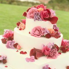italian wedding cakes decorations with fruits | Weddings in Italy, Italian Wedding Cake, Customized Wedding Cakes ...