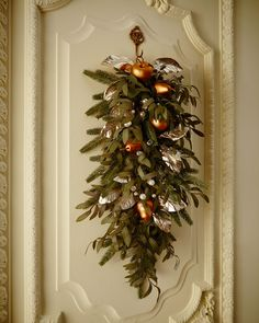 Shop Frosted Gold Christmas Spray at Horchow, where you'll find new lower shipping on hundreds of home furnishings and gifts. Christmas Mantels, Christmas 2015, Gold Christmas, All Things Christmas, Christmas Decorations, Christmas Ideas, Christmas Greenery, Xmas, Christmas Yard