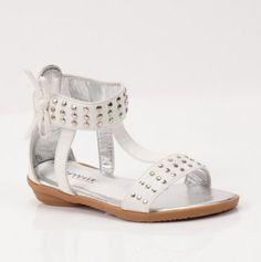 studded sandals