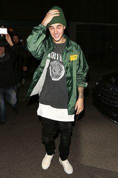 Style evolution: Justin Bieber