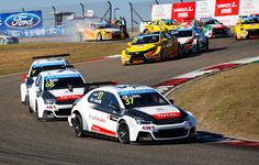 Citroen C-Elysee WTCC clinches second FIA World Touring Car Championship - http://www.motrface.com/citroen-c-elysee-wtcc-clinches-second-fia-world-touring-car-championship/
