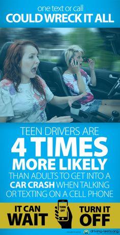 teenage driving essay