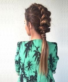 AK bridesmaid hair preference