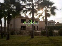 Chance in Katamia heights to buy a villa good located with garden & pool. Real Estate Egypt, Cairo, New Cairo City/Katameya, Katameya Heights, Core & Shell Villas for Sale, Divided into 5 BedroomsNo,4 Bathrooms ()www.maadionline.com