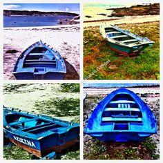 FOTOGRAFÍA. Embarcacións tradicionais Galegas  #morrazo #viveomorrazo #riasbaixas