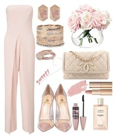 """""""Untitled #331"""" by mayer-fruzsina ❤ liked on Polyvore featuring Nocturne, Miss Selfridge, Accessorize, LSA International, Lola Rose, Graine, Semilla, Jane Iredale, Maybelline and Charlotte Tilbury"""